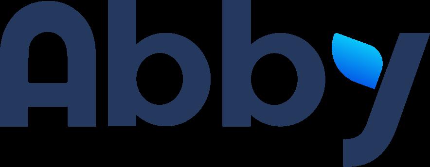 Logo version sombre Abby