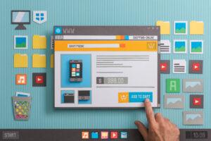 site internet e-commerce pour micro-entreprise